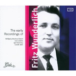 Fritz Wunderlich - The Early Recordings (4CD)