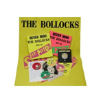 "Never Mind The Bollocks Here's The Sex Pistols - Super Deluxe Box (3CD+DVD+VINYL - 7""+Bok)"