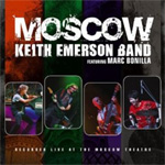 Keith Emerson Band / Moscow (2CD)