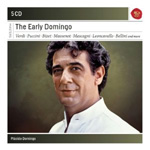 Placido Domingo - Early Domingo (5CD)