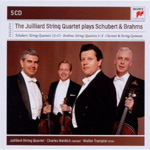 The Julliard String Quartet - Plays Schubert And Brahms (5CD)