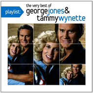 Playlist - The Very Best Of George Jones And Tammy Wynette (CD)