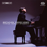 Beethoven: Sonatas: Pathétique, Moonlight and Appassionata (CD)