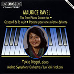 Ravel: Two Piano Concertos (CD)