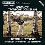 Romantic Trombone Concertos (CD)