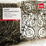 Produktbilde for Mozart: Piano Concertos Nos. 20 & 23 (CD)