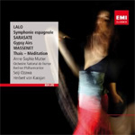 Produktbilde for Anne-Sophie Mutter - Lalo / Sarasate / Massenet (CD)