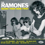 The Ramones Heard Them First (CD)