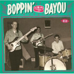 Boppin' By The Bayou (CD)