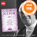 Produktbilde for Eugen Jochum - Icon: The Complete EMI Recordings - Limited Edition (UK-import) (20CD)