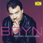 Bryn Terfel - Sings Favourites (CD)