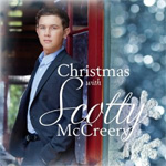 Produktbilde for Christmas With Scotty McCreery (CD)