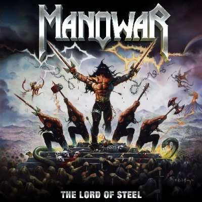 The Lord Of Steel (CD)