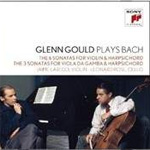 Glenn Gould Plays Bach - 6 Sonatas For Violin & Harpsichord (2CD)