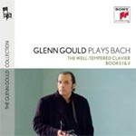 Glenn Gould Plays Bach - The Well-Tempered Clavier Books 1 & 2 (4CD)