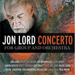 Concerto For Group And Orchestra (CD)