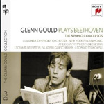 Glenn Gould Plays Beethoven - The 5 Piano Concertos (3CD)