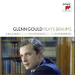 Glenn Gould Plays Brahms - 4 Ballades, Rhapsodies & 10 Intermezzi (2CD)