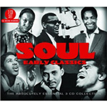 Absolutely Essential - Soul: Early Classics (3CD)