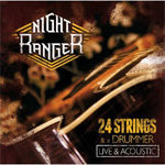 24 Strings And A Drummer - Live And Acoustic (m/DVD) (CD)