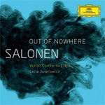 Salonen: Out Of Nowhere (CD)