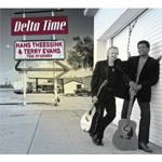 Delta Time - A Transatlantic Blues Summit (CD)