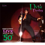 Greatest Live Hits Of The 50's (CD)