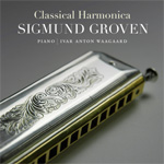 Sigmund Groven - Classical Harmonica (CD)