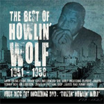 Howlin' Wolf - The Best Of (1951-1958) (3CD + DVD)