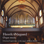 Organ Music (CD)