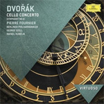 Dvorak: Cello Concerto / Symphony No.8 (CD)