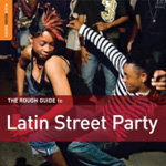 Produktbilde for The Rough Guide To Latin Street Party (CD)