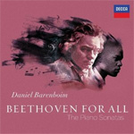Daniel Barenboim - Beethoven: Beethoven For All - The Piano Sonatas (10CD)
