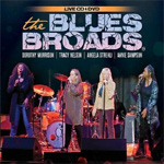 The Blues Broads (m/DVD) (CD)