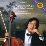 Yo-Yo Ma - Elgar / Walton: Cello Concertos (CD)