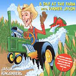 A Day At The Farm With Farmer Jason (CD)