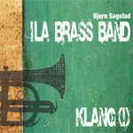 Produktbilde for Ila Brass Band - Klang(!) (CD)