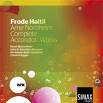 Frode Haltli - Nordheim: Complete Accordion Works (CD)