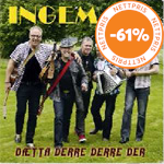 Produktbilde for Dætta Derre Derre Der (CD)