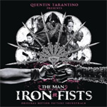 The Man With The Iron Fists (CD)