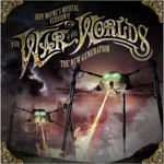 The War Of The Worlds - Jeff Wayne's Musical Version: The New Generation (2CD)
