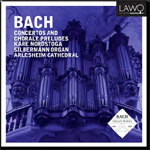 Produktbilde for Bach: Concertos And Chorale Preludes (2CD)