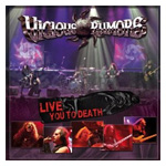 Live You To Death (CD)