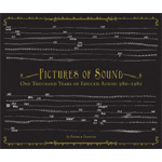 Pictures Of Sound - One Thousand Years Of Educed Audio: 980-1980 (m/Bok) (CD)
