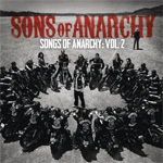 Produktbilde for Sons Of Anarchy - Songs Of Anarchy Vol. 2 (USA-import) (CD)