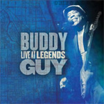 Live At Legends (CD)