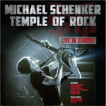 Temple Of Rock - Live In Europe (2CD)
