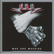 Man And Machine - Anniversary Edition (CD)