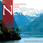 Traditional Music From Norway (CD)