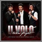 Il Volo Takes Flight - Live From The Detroit Opera House (CD)